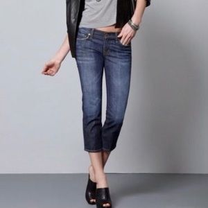 Citizens of Humanity Kelly low-waist cropped jeans